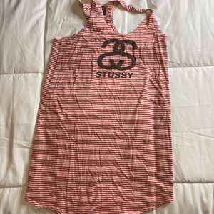 Stussy Mini T-Shirt Dress
